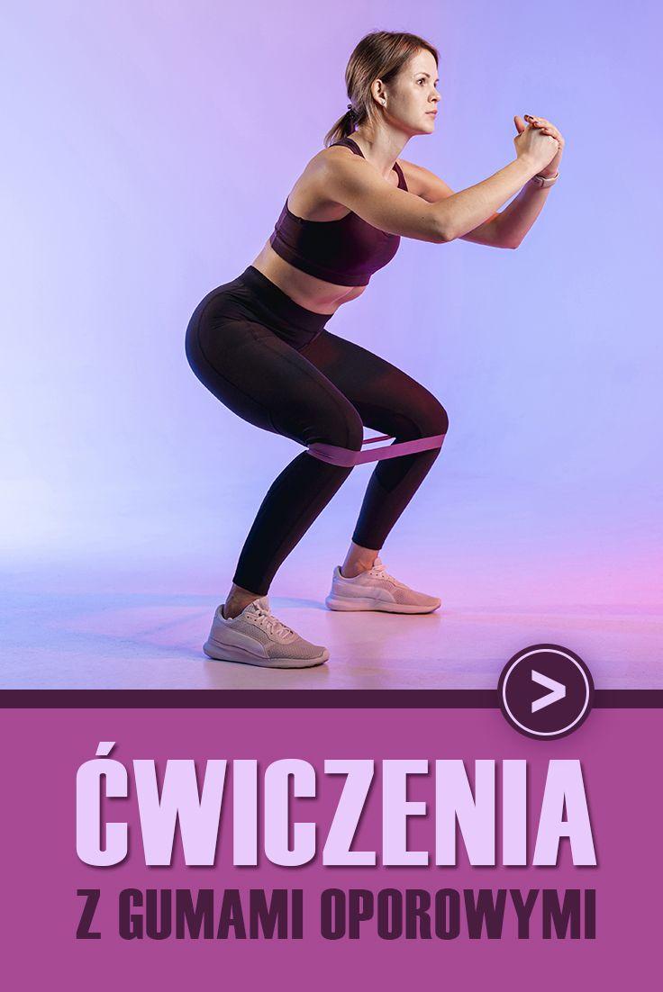 Najlepsze ćwiczenia z gumami oporowymi in 2020 Sports