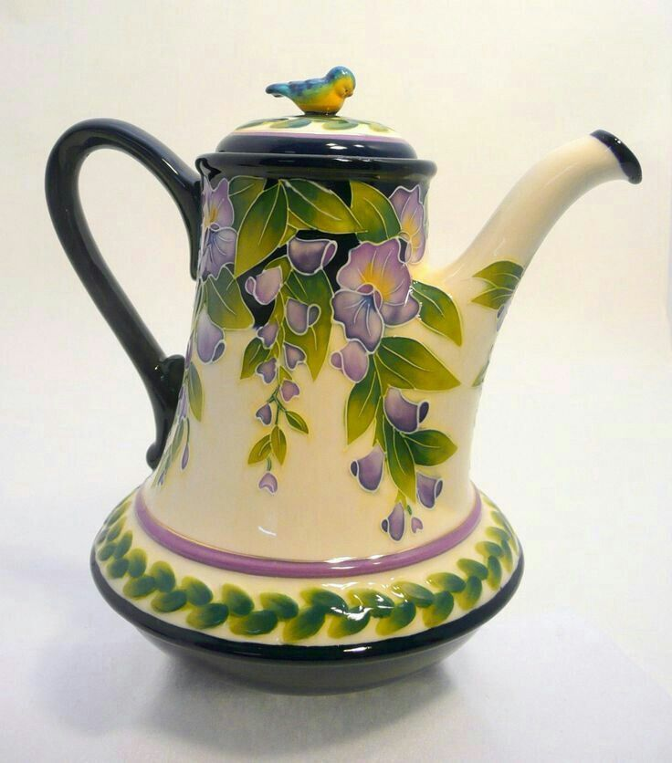 1000+ images about Theepotten on Pinterest | Tea pots ...