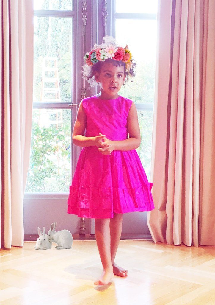 111 Photos of Blue Ivy Carter That Are Fit For a Scrapbook