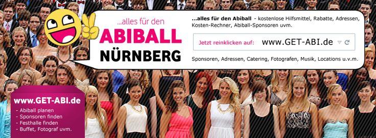 Abiball NÜRNBERG - alles zur Abiball-Planung in Nürnberg wie z.B. Adressen und Telefonnummern zu Festhallen, Cateringdienste, Buffet/Getränke-Service, Abifotos uvm. in Nürnberg:  https://www.facebook.com/pages/Abiball-N%C3%BCrnberg/268948956562725