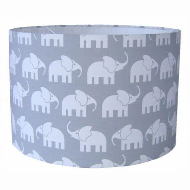 Designed4Kids hanglamp babykamer olifantjes - Kidzsupplies