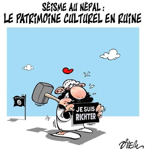 Caricature dilem du 28 avril 2015 : Toute l'actualité sur liberte-algerie.com