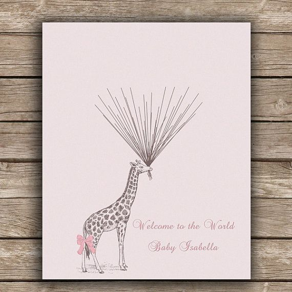 Baby Shower / Children's Birthday Guestbook by SpecialPrints, $35.00