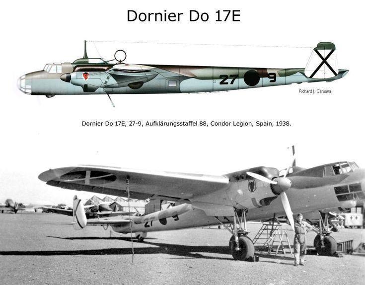 Dornier Do 17E