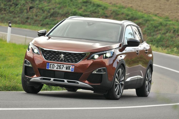 2017 Peugeot 3008 1.2 Puretech UK review - http://carparse.co.uk/2016/11/14/2017-peugeot-3008-1-2-puretech-uk-review-2/