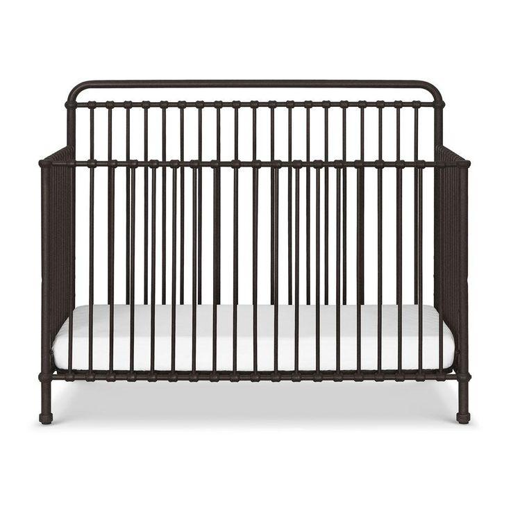 Million Dollar Baby Winston 4-in-1 Convertible Crib