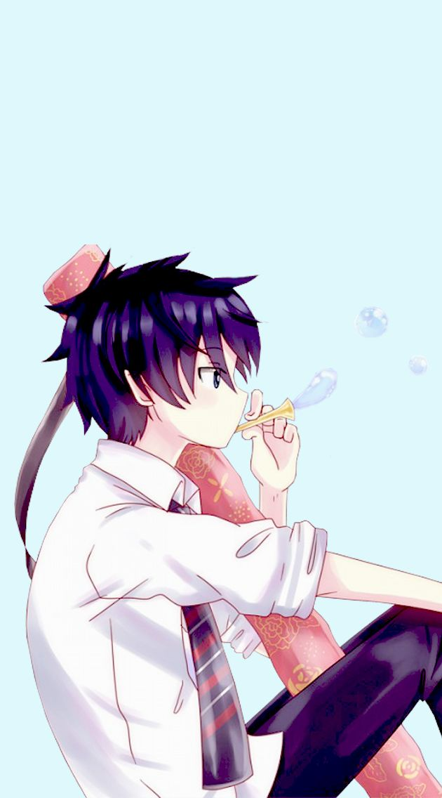 Anime Characters Named Rin : Best rin okumura ideas on pinterest blue exorcist