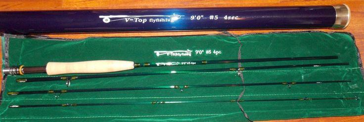 Fly Fishing Rod Tubes