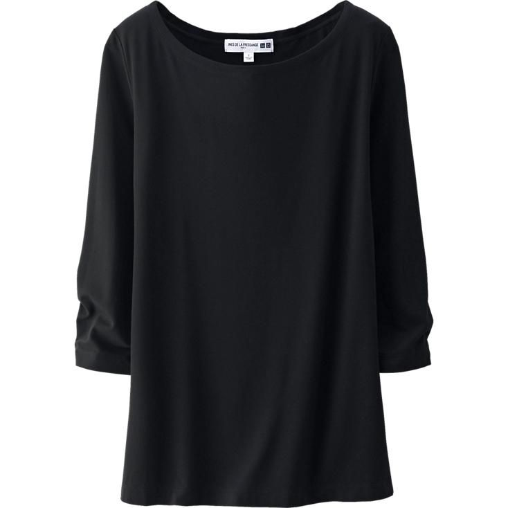 Ines T-Shirt Manches 3/4 FEMME
