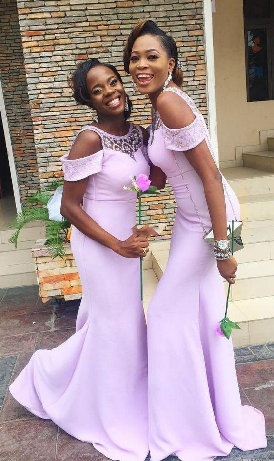 1436 best Bridal Party images on Pinterest | Mermaid bridesmaid ...