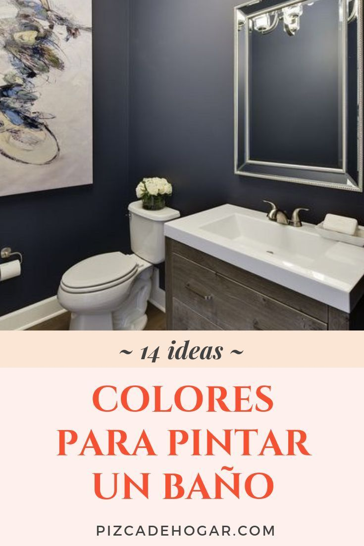 14 Colores Para Pintar Un Cuarto De Bano En 2018 Como Pintar Un Bano Pintar Un Cuarto De Bano Color Para Banos
