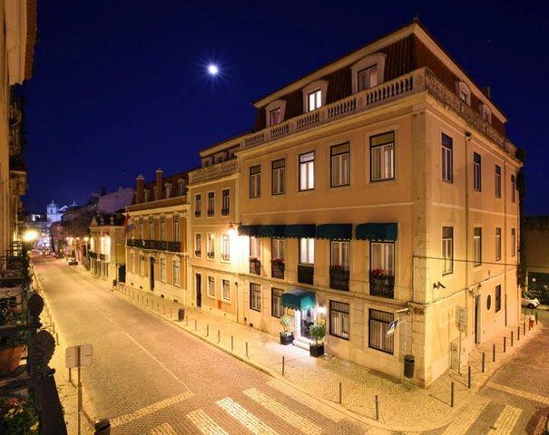 Week-end Lisbonne Go Voyage, promo week-end Italie pas cher Go Voyage au Hôtel As Janelas Verdes 4* à Lisbonne prix promo week-end Go Voyages à partir 274,00 € TTC 3J/2N