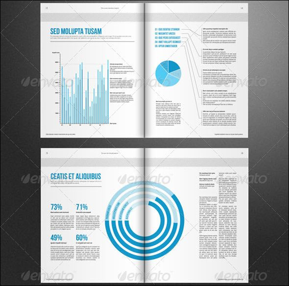 821 best 1000+ Corporate Brochures images on Pinterest   Brochure ...