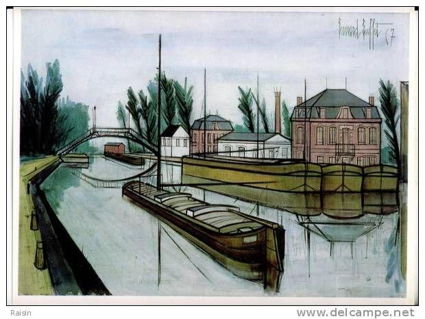 517 best images about bernard buffet on pinterest oil on canvas bretagne and paris - Magasin reproduction tableau paris ...