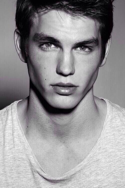 Who Is He And Where Do I Find Him Black White Models