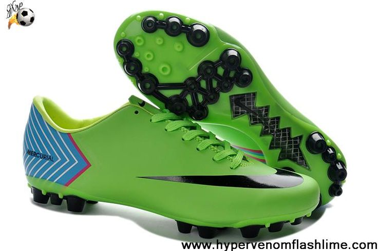 Star's favorite Green Black Nike Mercurial Vapor X AG Football Shoes For SaleFootball Boots For Sale