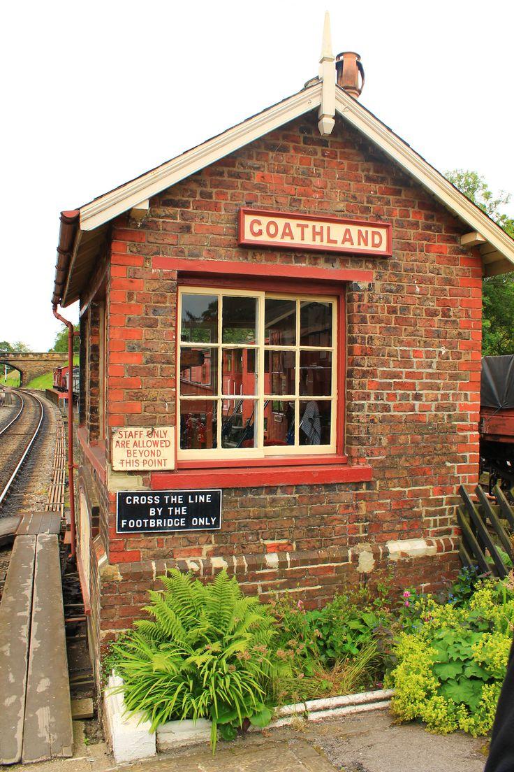 Goathland, North Yorkshire
