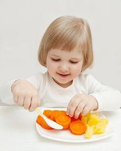 Alimentatia sanatoasa Cum imi conving copilul sa manance legume?