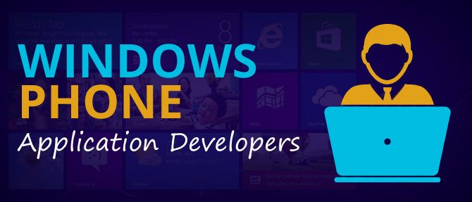 Windows Phone development is becoming popular day by day and it's gaining the market share with the rapid pace. Check out these tips that can help you before hiring the right developers for your business/enterprise...