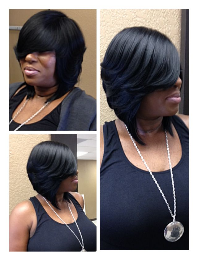 www sew in hair styles 17 best images about weave bob on follow 1506