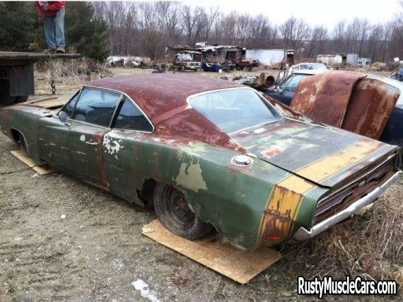 1969 dodge charger rust never sleeps pinterest dodge charger barn finds and mopar. Black Bedroom Furniture Sets. Home Design Ideas