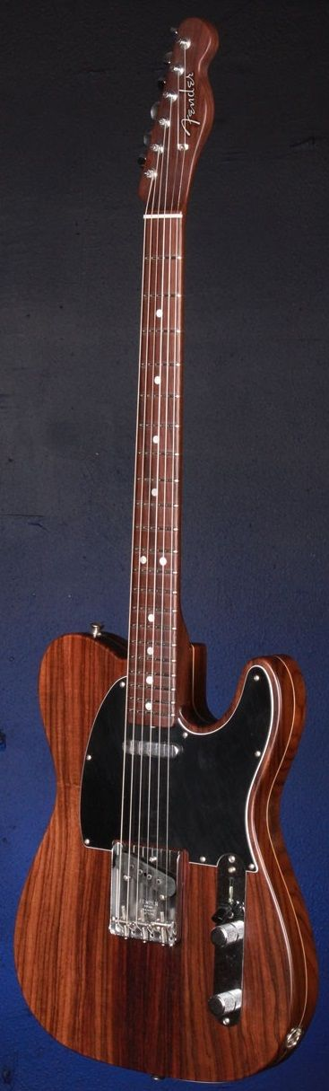 Fender Custom Shop Telecaster Limited Edition Rosewood