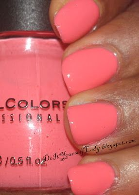 Sinful Colors - Island Coral Yet to be added to my collection