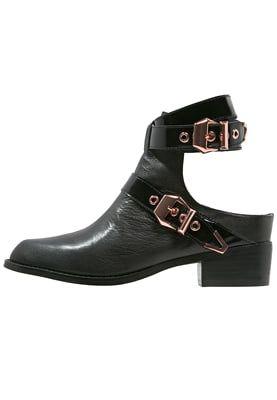 SAMUEL - Boots à talons - black
