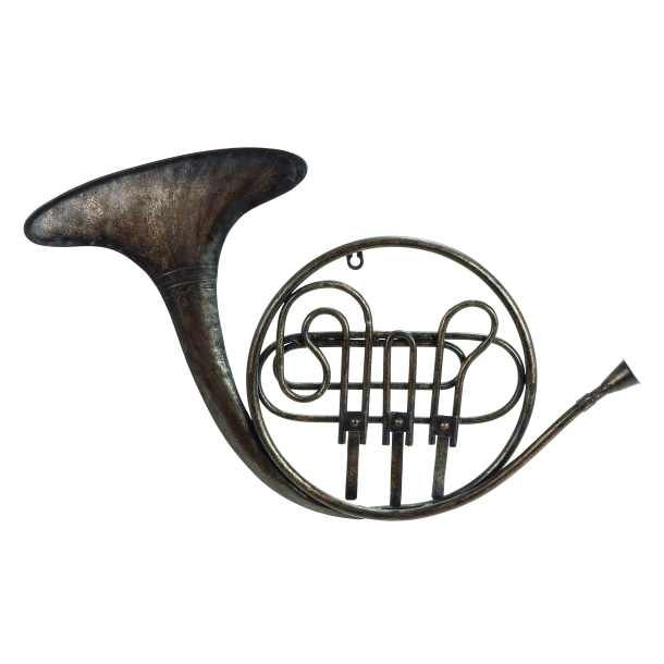 French Horn | Metal Art | Wall Decor | Metal Decor | Wall Art | Artwork | Pictures Frames and More | Winnipeg | Manitoba | MB | Canada