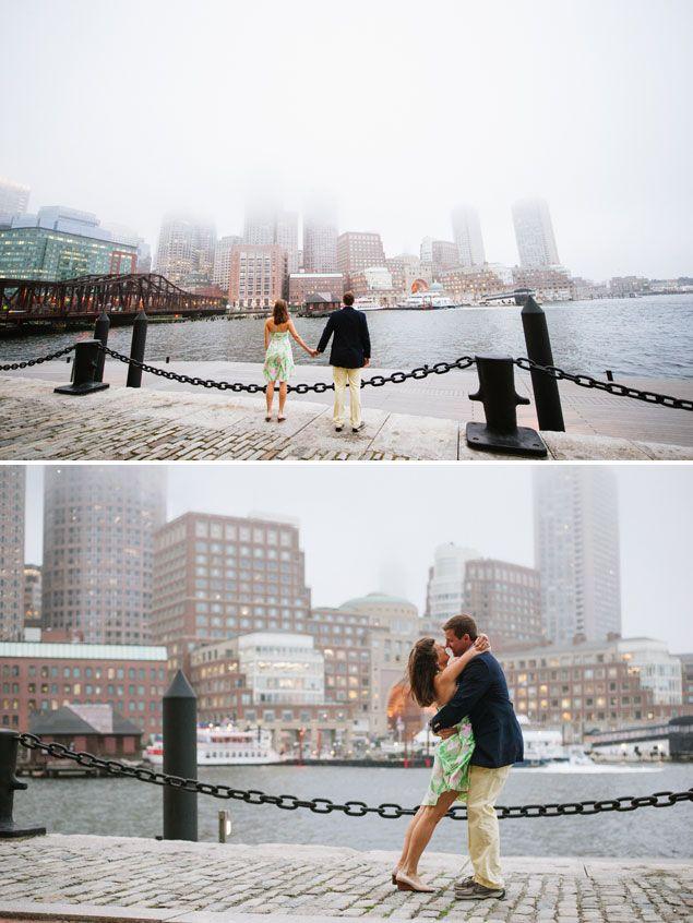 Boston Engagement Shoot | PHOTO SOURCE • BETHANY AND DAN PHOTOGRAPHY