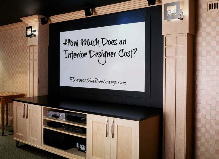 How Much does an interior designer cost and why can't you always get a flat price for service? This might help explain. RenovationBootcamp.com