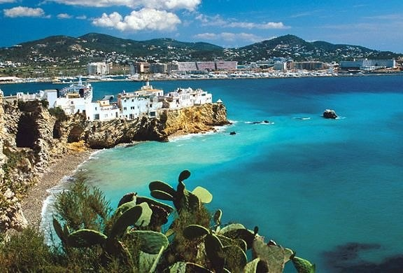 Spain   Lloret de Mar. I WILL go here some day, I don't care if it takes every dollar I own!