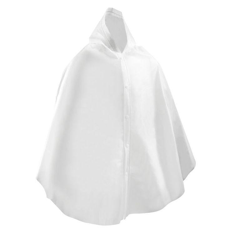 Veste équitation - Poncho transparent
