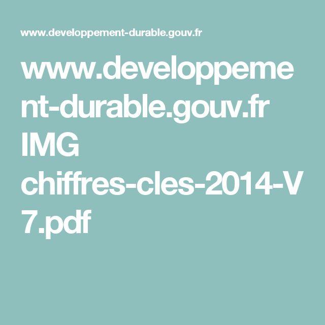 www.developpement-durable.gouv.fr IMG chiffres-cles-2014-V7.pdf