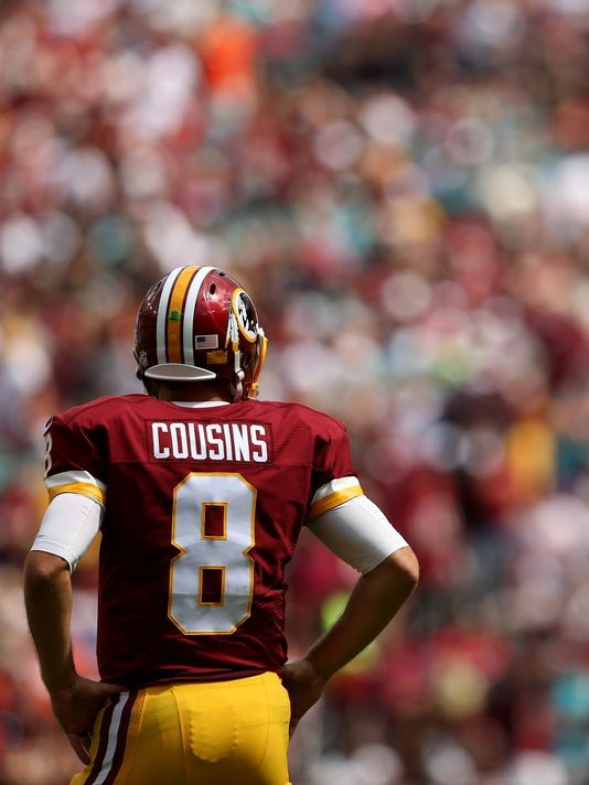 cousin faith | Kirk Cousins, ill father face different challenges with faith