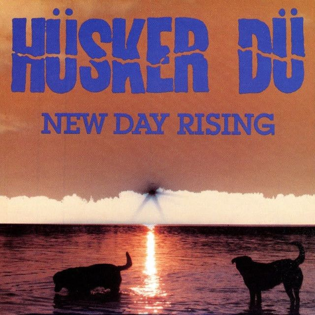 """New Day Rising is the third studio album by the American punk rock band Hüsker Dü, released in 1985. New Day Rising was ranked thirteenth in Spin's """"100 Greatest Albums, 1985-2005."""" In 2003, the album"""