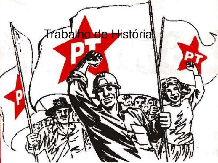 PT - Partido dos Trabalhadores - Prof. Altair Aguilar