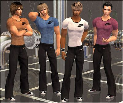 Male-Order Bride: Engelchen: Slim BB Workout Clothes