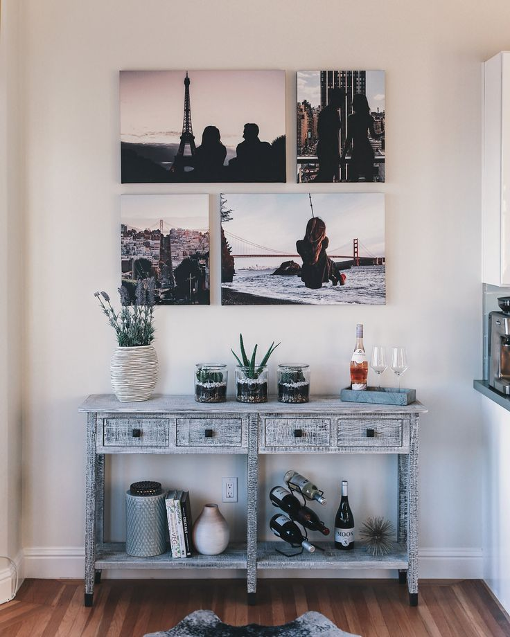 A Personalized Home w. Shutterfly - The Life and Style of Nichole Ciotti #ad