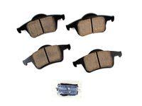 114430 Rear Brake Pad Set Ceramic - S60 S70 V70 XC70 S60 S80