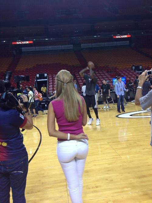 Opinion, Mexican reporter ines sainz ass commit