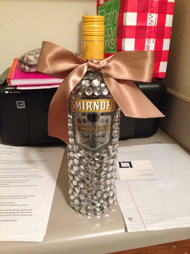 DIY 21st Birthday Gift                                                                                                                                                      More