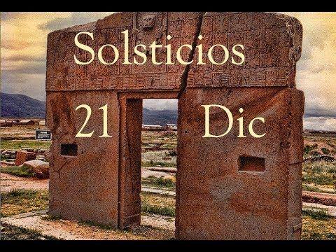 Solsticio 21 Dic, su sentido y significado - YouTube