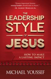 THE LEADERSHIP STYLE OF JESUS by MICHAEL YOUSSEF.  Available from CUM Books.