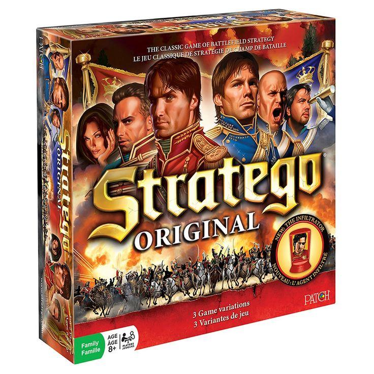 Stratego Original Game, Board Games