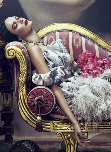 Andrew Yee Captures Baroque Style