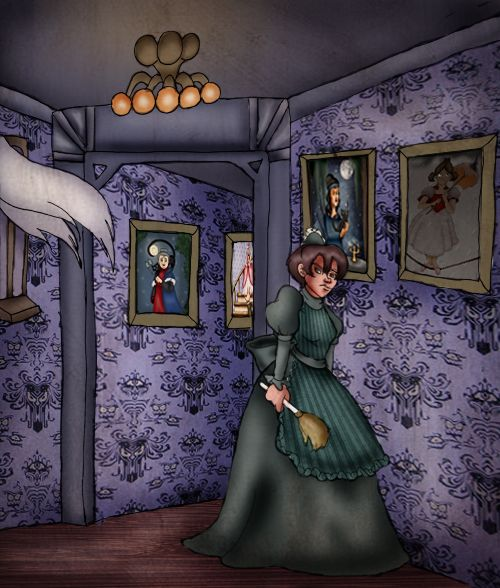 1000+ Images About Haunted Mansion Inspired On Pinterest