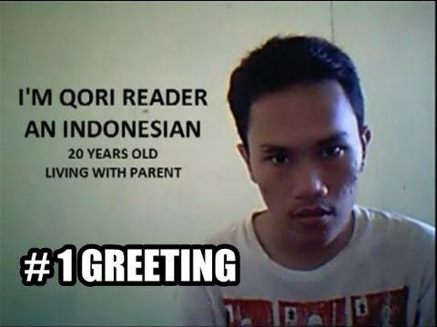 Bahasa Indonesia Video Lessons with Qoreader