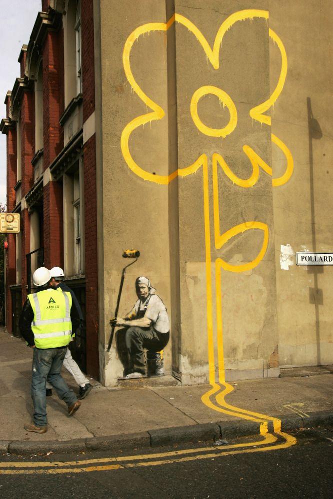 12 best Banksy images on Pinterest