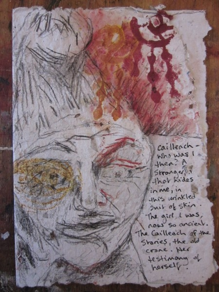 Front cover of Cailleach